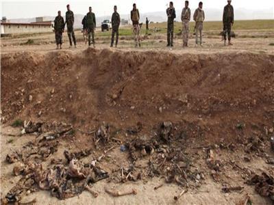 العثور على مقبرة جماعية ووكر لتنظيم «داعش» في جنوب العراق