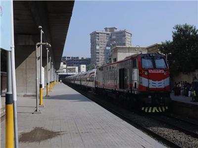 تأخر حركة القطارات على خط «بنها - بورسعيد» 70 دقيقة