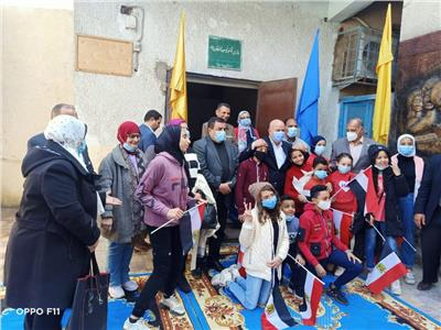 ختام دورات وزارة «الشباب» التدريبية الحرفية واليدوية ببني سويف