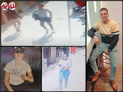 «دقيقتين ونص وثقت الجريمة».. لحظة مقتل عريس غدرًا بـ9 طعنات| فيديو