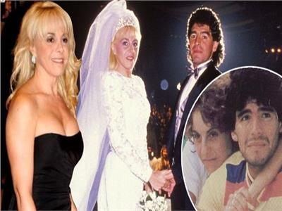 زوجة «مارادونا» تفجر مفاجأة حول علاقة محاميه بموته   فيديو