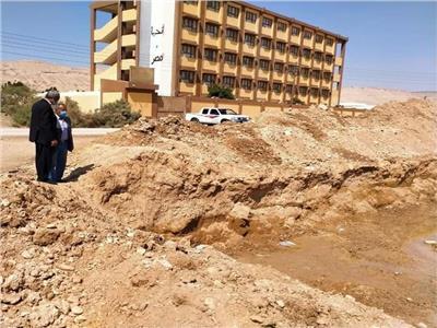 ضمن برنامج «حياة كريمة».. أسيوط تواصل تنفيذ مشروعات تطوير الريف المصري