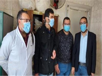صحة الغربية: تشكيل لجنة لاستلام قسم الكلى الصناعى بمستشفى السنطة