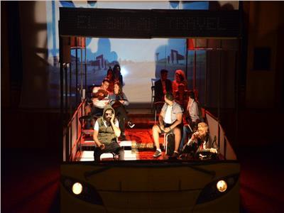 قطار «رحلة سعيدة» يبدأ رحلته في «المواجهة و التجوال» من كفر الشيخ