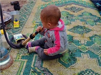 في استجابة لـ«بوابة أخبار اليوم».. «قومي الطفولة»: بدأنا اتخاذ الإجراءات لمصلحة «طفل الشيشة»