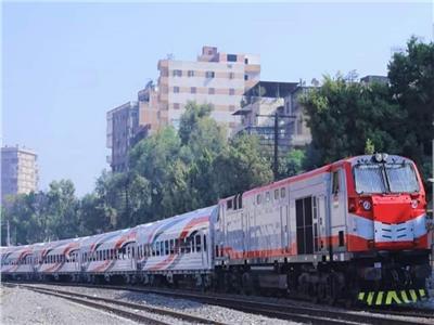 حركة القطارات| ننشر التأخيرات بين طنطا المنصورة دمياط الأربعاء 14 أبريل