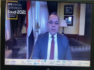 «محمد فريد» يستعرض دور مصر خلال رئاسة اتحاد البورصات العربية
