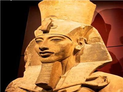 قصص فرعونية   ملك الوحدانية «إخناتون»