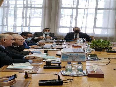 بدء أعمال الإجتماع الـ 41 لمديري الجمارك في الدول العربية