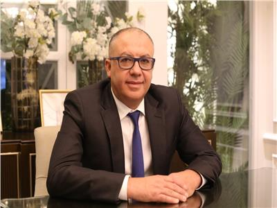 «عمرو سليمان» يطالب «أخبار اليوم» باستمرار تنظيم الفعاليات العقارية