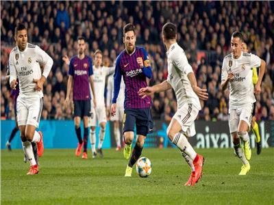 بث مباشر | «كلاسيكو الأرض» بين ريال مدريد وبرشلونة