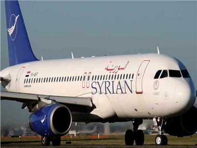 انطلاق أول رحلة طيران من دمشق إلى موسكو