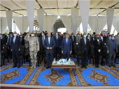 «ربيع»: الكراكة «حسين طنطاوي» الأكبر في الشرق الأوسط تصل أغسطس القادم