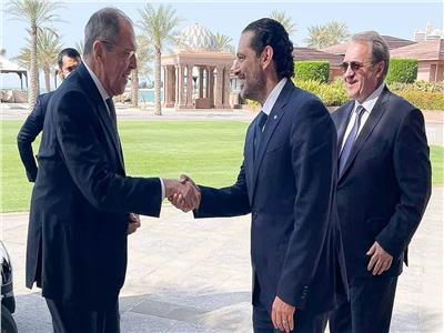 وزير الخارجية الروسي للحريري: سنواصل دعمنا للبنان