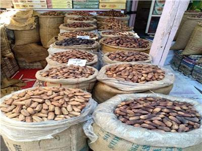 أسعار البلح مع خامس أيام شهر رمضان
