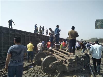 بعد حادث قطار طوخ.. كيف يتم صرف تعويضات حوادث القطارات ؟