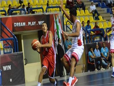 الأهلي والزمالك يصعدان لنصف نهائي دوري السوبر لكرة السلة