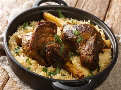 سفرة رمضان | مضغوط اللحم بالأرز