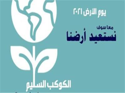 «تعليم القاهرة» تحتفل بيوم الأرض العالمي «أون لاين»