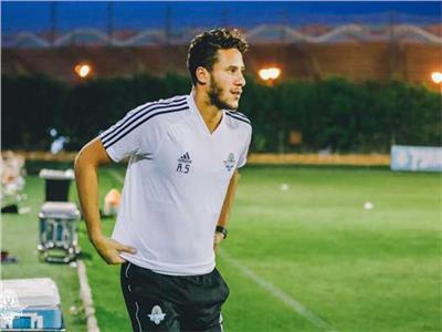 تامر عبد الحميد: «أي لاعب مكان رمضان صبحي هيسيب الأهلي»