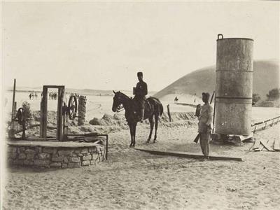 حكايات| عين دلة.. «زمزم» مصر يروي عطش الليبيين في قلب الصحراء