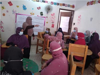 «القومي للمرأة» بأسيوط ينفذ دورة تدريبية في مجال المشروعات الصغيرة