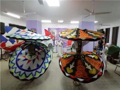 ثقافة المنيا تقدم عروض «تنورة» ضمن ليالي رمضان الفنية