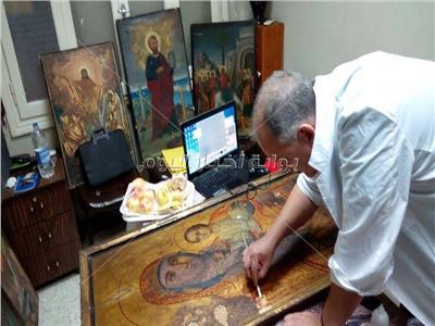 حكايات| يزينها الكرسي البابوي.. أقدم كنيسة في أفريقيا على أرض الإسكندرية «صور»