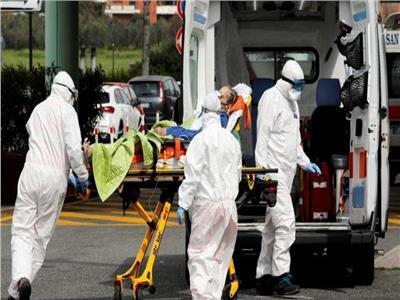 إيطاليا تسجل أكثر من 10آلاف إصابة جديدة بفيروس كورونا