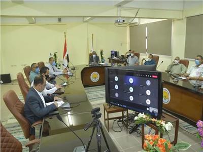 جامعة الوادي الجديد تناقش تطوير المنظومة التعليمية مع «الاتصالات»