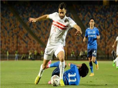 فرج عامر يطالب بإعادة لقاء الزمالك وسموحة وإيقاف حكم المباراة