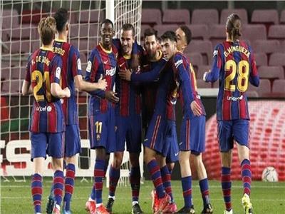 «ميسي» على رأس قائمة برشلونة لمواجهة أتلتيكو في «الليجا الإسبانية»