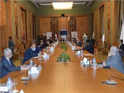 تفاصيل اجتماع اللجنة العليا لحقوق الإنسان مع ممثلي منظمات المجتمع المدني