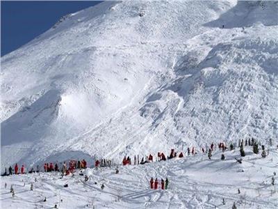 فرنسا: مصرع 7 أشخاص إثر وقوع انهيارين جليديين بجبال الألب