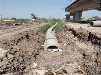 محافظ البحيرة: إنشاء كوبري مزلقان أبو حمص أعلى السكة الحديد بتكلفة 160 مليون جنيه