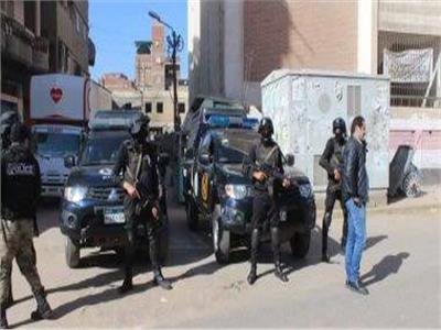 سقوط 726 هارباً من أحكام قضائية في حملة تفتيشية بأسوان