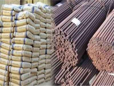 مواد البناء.. استقرار أسعار «الحديد والجبس» وهبوط في «الأسمنت»