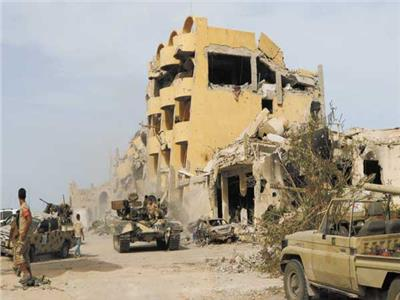 سرت الليبية تدخل رسمياً مرحلة إعادة الإعمار