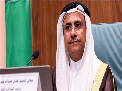 البرلمان العربي يرحب بدعوة وزراء الخارجية للتحرك العاجل بشأن فلسطين