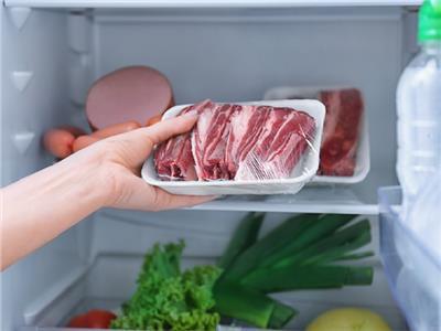 للسيدات| طريقة آمنة لإذابة اللحومالمجمدة