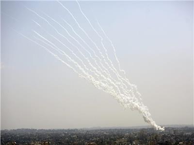الجيش الإسرائيلي: إطلاق 1000 صاروخ من غزة منذ يوم الاثنين