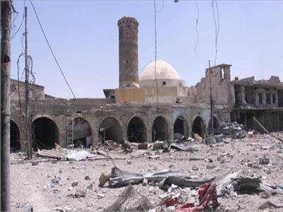 صلاة العيد تعود لمسجد دمرته «داعش» في الموصل بالعراق