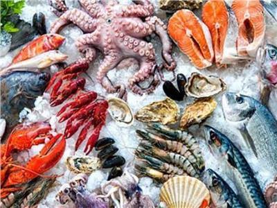 أسعار الأسماك بسوق العبور في رابع أيام عيد الفطر