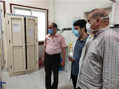 صحة المنوفية: جولات تفقدية لمتابعة سير العمل بالمستشفيات ومراكز اللقاح