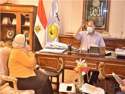 محافظ أسيوط يشيد بقرار رئيس الوزراء بالموافقة على قبول طلبات التصالح