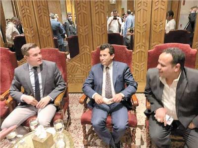 مصر«سفير نموذجي» للعرب وأفريقيا في العالم