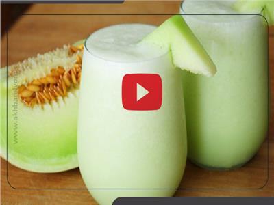 فوائد عصير الكنتالوب في الصيف.. فيديوجراف