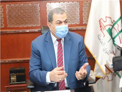 القوى العاملة: تعيين 28 شابا والتفتيش على 128منشأة بشمال سيناء