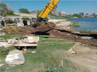 الري: إزالة 5017 حالة تعدٍ على أراضي الدولة