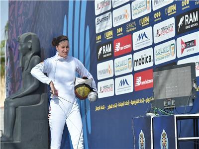 المجرية جولياس تتصدر منافسات السلاح في بطولة العالم للخماسي الحديث